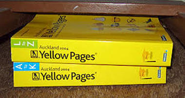 internet marketing new yellow pages old